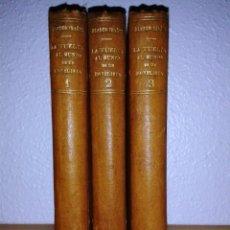 Libros antiguos: LA VUELTA AL MUNDO DE UN NOVELISTA. VICENTE BLASCO IBÁÑEZ. ¡¡¡OBRA COMPLETA!!!. Lote 91837225
