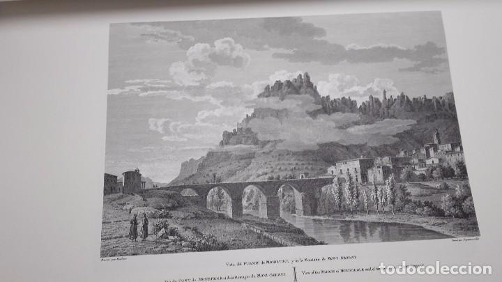 Libros antiguos: DESCRIPCIO DEL PRINCIPAT DE CATALUNYA. ALEXANDRE DE LABORDE - Foto 6 - 94080470