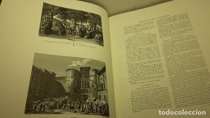 Libros antiguos: DESCRIPCIO DEL PRINCIPAT DE CATALUNYA. ALEXANDRE DE LABORDE - Foto 10 - 94080470