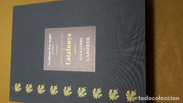 Libros antiguos: DESCRIPCIO DEL PRINCIPAT DE CATALUNYA. ALEXANDRE DE LABORDE - Foto 12 - 94080470