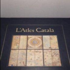 Libros antiguos: L'ATLES CATALA 1375.. Lote 94081305