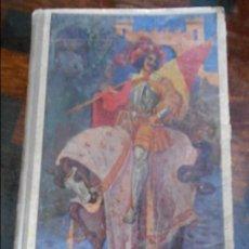 Libros antiguos: A TRAVES DE ESPAÑA. POR D. JUAN LLACH CARRERAS. PROFESOR NORMAL. DALMAU CARLES, GERONA, 1920. TAPA D. Lote 94318946