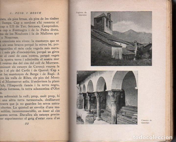 Libros antiguos: J. PUIG I BOSCH : LA VALL DE NURIA (IBERICA, 1929) ABUNDANTES FOTOGRAFIAS - Foto 2 - 94479762