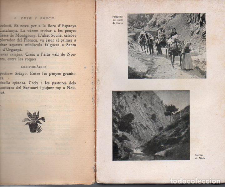 Libros antiguos: J. PUIG I BOSCH : LA VALL DE NURIA (IBERICA, 1929) ABUNDANTES FOTOGRAFIAS - Foto 3 - 94479762