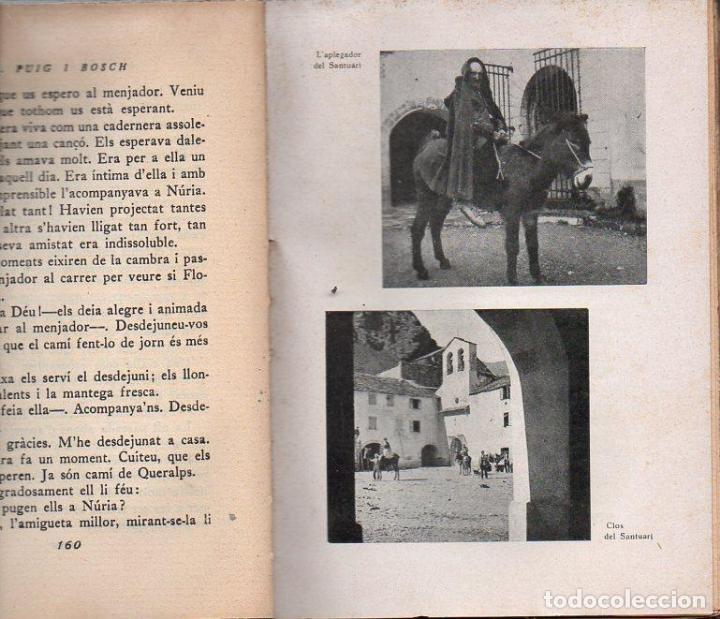 Libros antiguos: J. PUIG I BOSCH : LA VALL DE NURIA (IBERICA, 1929) ABUNDANTES FOTOGRAFIAS - Foto 4 - 94479762