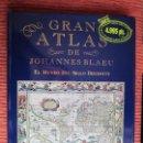 Libros antiguos: 1600-FACSIMIL ATLAS MAPAS BLAEU.ESPAÑA.ANDALUCÍA.VALENCIA.ARAGÓN.CATALUÑA.NAVARRA.AMERICA.EUROPA. Lote 94512206