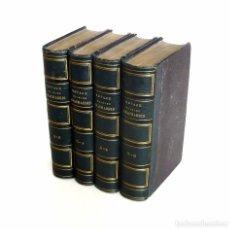 Libros antiguos: 1830 - VIAJE DEL JOVEN ANACARSIS A LA GRECIA - MUNDO ANTIGUO - COMPLETA EN 8 TOMOS DEL SIGLO XIX. Lote 94846607