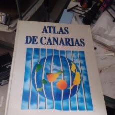 Libros antiguos: ATLAS DE CANARIAS AÑO 1990. Lote 94935431