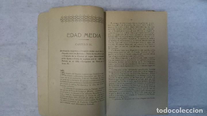 Libros antiguos: Historia de la M. N. y M. L. Ciudad de Vera (Almeria) desde su fundación a nuestros días (1908) - Foto 8 - 97676722