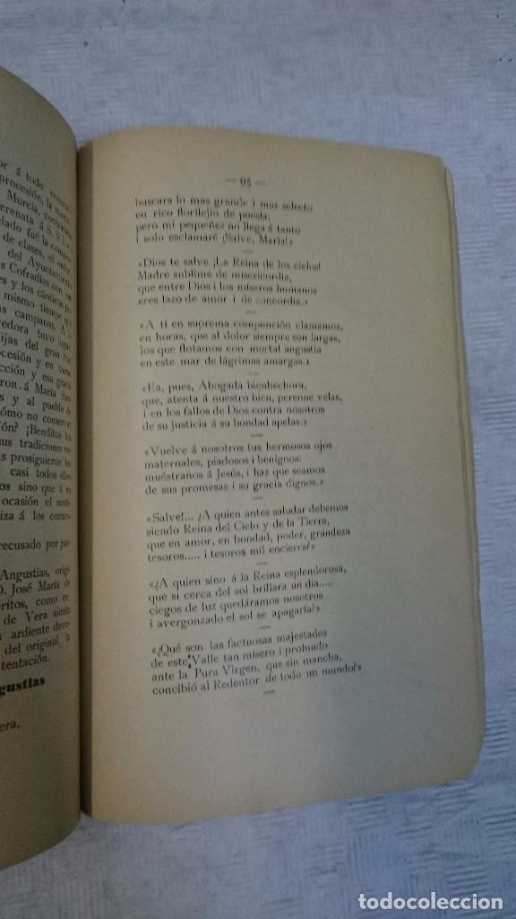 Libros antiguos: Historia de la M. N. y M. L. Ciudad de Vera (Almeria) desde su fundación a nuestros días (1908) - Foto 9 - 97676722