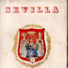 Libros antiguos: GUÍAS COB SEVILLA 1929 - ABUNDANTES FOTOGRAFÍAS Y UN GRAN PLANO. Lote 95472275