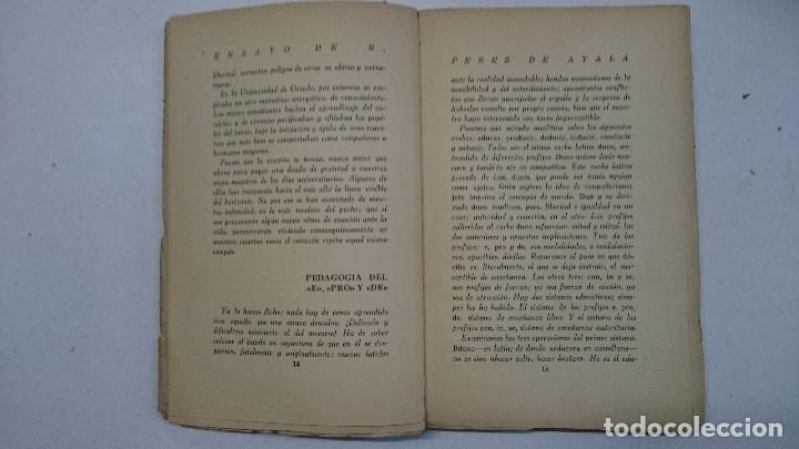 Libros antiguos: Juan Díaz Caneja: Paisajes de recoquista (1926) - Foto 5 - 96118527