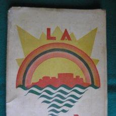 Libros antiguos: LIBRO GUÍA LA CORUÑA Y SU PROVÍNCIA - 1927/1933 -ILUSTRADO CON FOTOGRAFÍAS DE LA ÉPOCA -(VER FOTOS). Lote 96182683