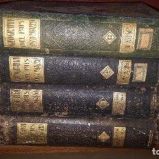 Libros antiguos: GEOGRAFÍA DEL PAÍS VASCO-NAVARRO. CUATRO TOMOS.. Lote 96529475