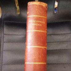 Libros antiguos: ENCICLOPEDIA GRAFICA. CERVANTES. 15 VOLUMENES. 1929-31. Lote 97123839