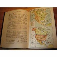 Libros antiguos: TEXTO-ATLAS DE GEOGRAFÍA GENERAL. Lote 97328187