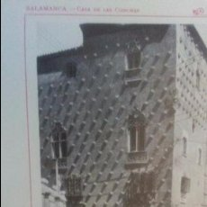 Libros antiguos: SALAMANCA. MAGNIFICAS FOTOGRAFIAS ANTIGUAS. MAPA PROVINCIAL. CUADERNO PORTFOLIO FOTOGRAFICO. Lote 97447103