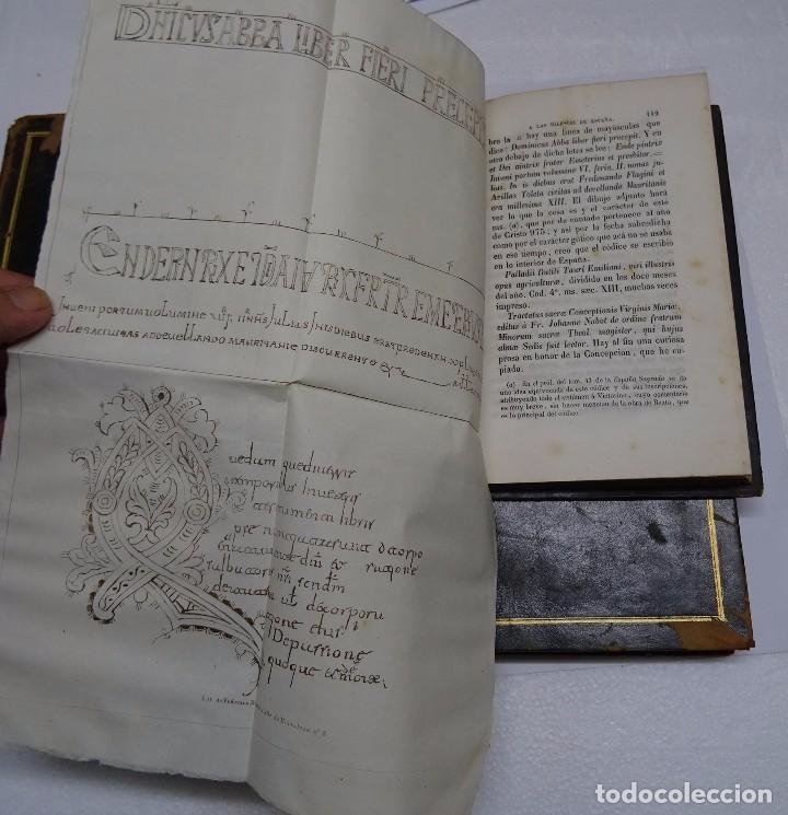 Libros antiguos: VILLANUEVA: VIAGE LITERARIO A LAS IGLESIAS DE ESPAÑA. URGEL, GERONA Y RODA.TOMOS XI A XV - Foto 5 - 97947035