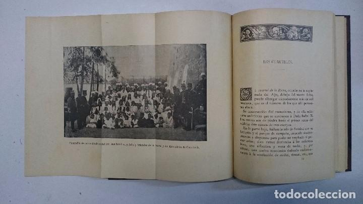 Libros antiguos: Manuel Tello Amondareyn: Ceuta. Llave Principal del estrecho (1897) - Foto 7 - 98847191