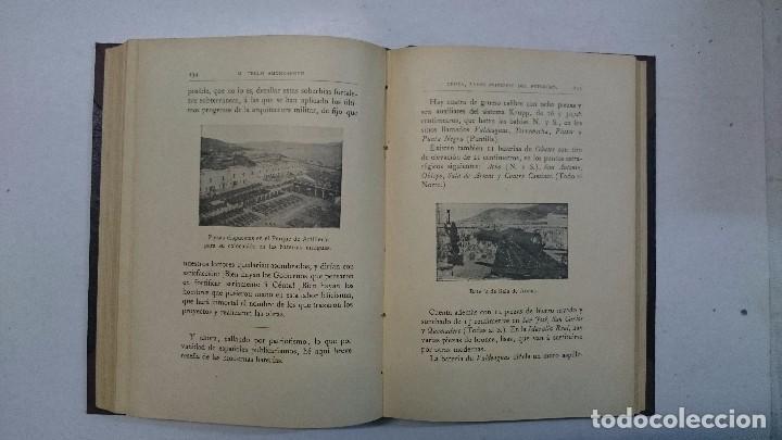 Libros antiguos: Manuel Tello Amondareyn: Ceuta. Llave Principal del estrecho (1897) - Foto 8 - 98847191