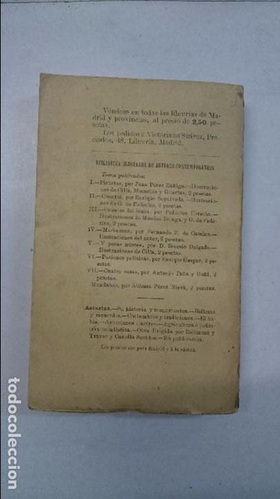 Libros antiguos: Alfonso Pérez Nieva: Un viaje por Asturias pasando por León (1895) - Foto 2 - 98849151