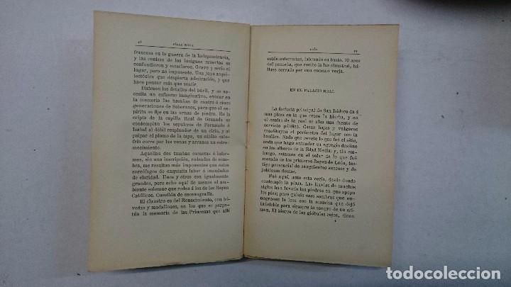 Libros antiguos: Alfonso Pérez Nieva: Un viaje por Asturias pasando por León (1895) - Foto 5 - 98849151