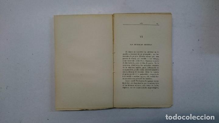 Libros antiguos: Alfonso Pérez Nieva: Un viaje por Asturias pasando por León (1895) - Foto 6 - 98849151