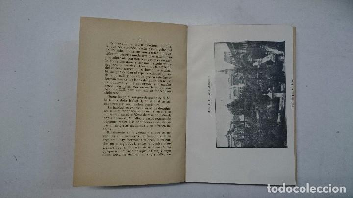Libros antiguos: Sevilla: Guía artística de Sevilla (1918) - Plano y Guía del Viajero (Valverde) - 2 libros - Foto 5 - 99054331