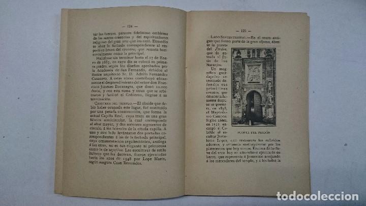 Libros antiguos: Sevilla: Guía artística de Sevilla (1918) - Plano y Guía del Viajero (Valverde) - 2 libros - Foto 6 - 99054331