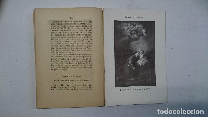 Libros antiguos: Sevilla: Guía artística de Sevilla (1918) - Plano y Guía del Viajero (Valverde) - 2 libros - Foto 8 - 99054331