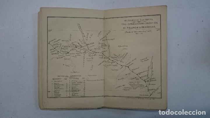 Libros antiguos: Ricardo Becerro de Bengoa: De Palencia a La Coruña (1883) - Foto 5 - 99344615