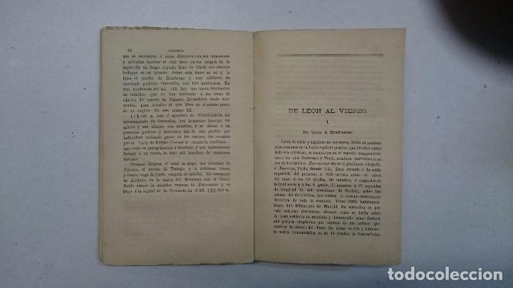 Libros antiguos: Ricardo Becerro de Bengoa: De Palencia a La Coruña (1883) - Foto 6 - 99344615