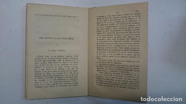Libros antiguos: Ricardo Becerro de Bengoa: De Palencia a La Coruña (1883) - Foto 8 - 99344615
