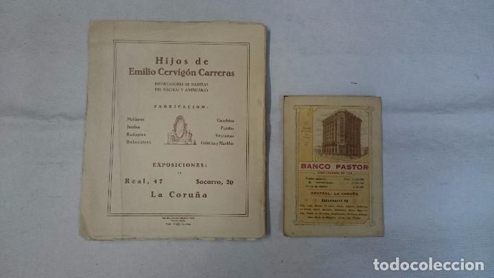 Libros antiguos: La Coruña: Ciudad de verano 1926 y 1928 (2 libros) - Foto 2 - 99520823