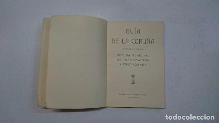 Libros antiguos: La Coruña: Ciudad de verano 1926 y 1928 (2 libros) - Foto 10 - 99520823