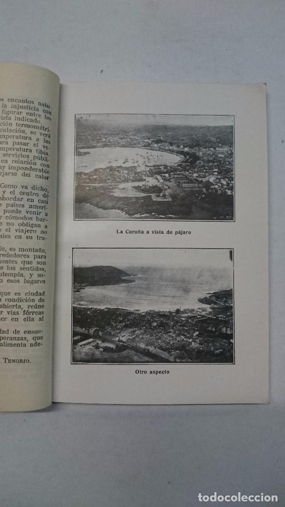 Libros antiguos: La Coruña: Ciudad de verano 1926 y 1928 (2 libros) - Foto 11 - 99520823