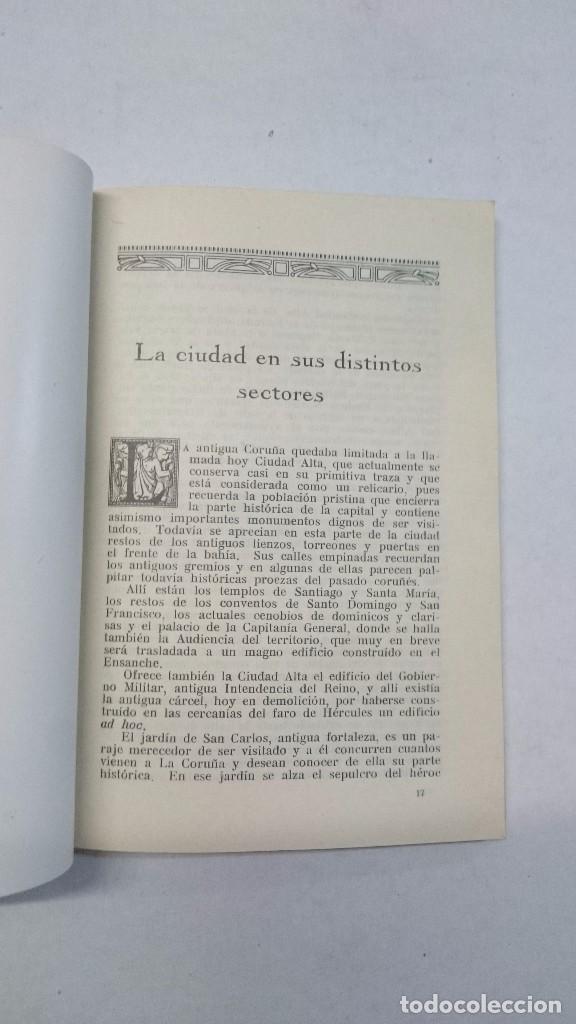 Libros antiguos: La Coruña: Ciudad de verano 1926 y 1928 (2 libros) - Foto 12 - 99520823