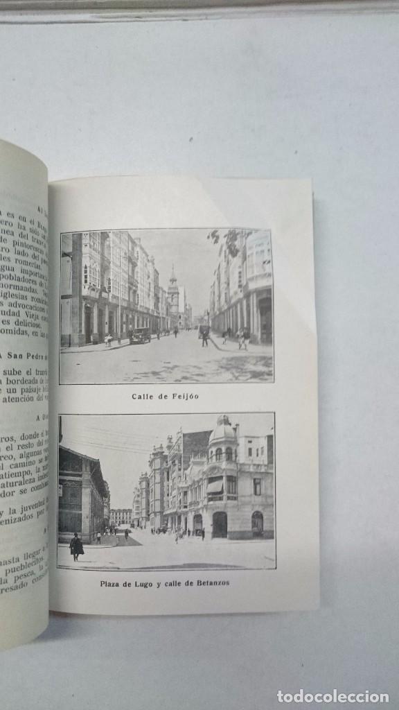 Libros antiguos: La Coruña: Ciudad de verano 1926 y 1928 (2 libros) - Foto 13 - 99520823