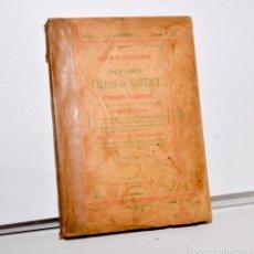 Libros antiguos: CALDAS DE MONTBUY - GUIA CICERONE DEL VIAJERO O BAÑISTA. Lote 99839227