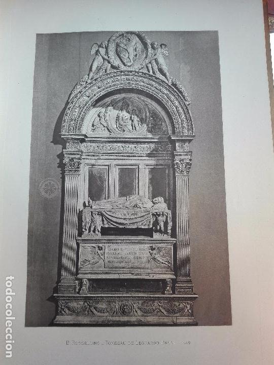 Libros antiguos: FLORENCE - PAR CHARLES YRIARTE - J. ROTHSCHILD, EDITEUR - PARIS - 1881 - 500 GRABADOS - MUY BELLO - - Foto 5 - 265414919