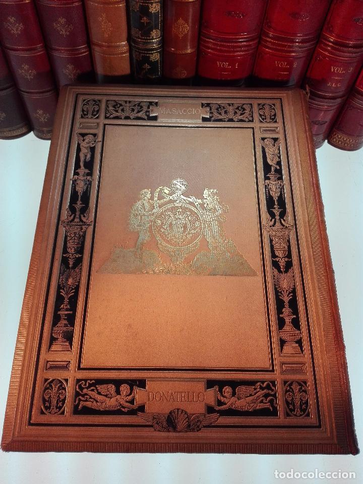 Libros antiguos: FLORENCE - PAR CHARLES YRIARTE - J. ROTHSCHILD, EDITEUR - PARIS - 1881 - 500 GRABADOS - MUY BELLO - - Foto 8 - 265414919