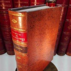 Libros antiguos: RELACIÓN DEL ÚLTIMO VIAGE AL ESTRECHO DE MAGALLANES DE LA FRAGATA DE S.M. S. Mª DE LA CABEZA - 1788 . Lote 101318855