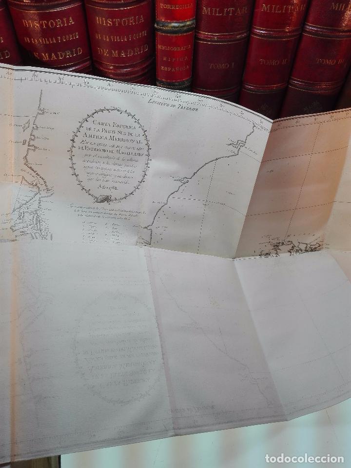 Libros antiguos: RELACIÓN DEL ÚLTIMO VIAGE AL ESTRECHO DE MAGALLANES DE LA FRAGATA DE S.M. S. Mª DE LA CABEZA - 1788 - Foto 14 - 101318855