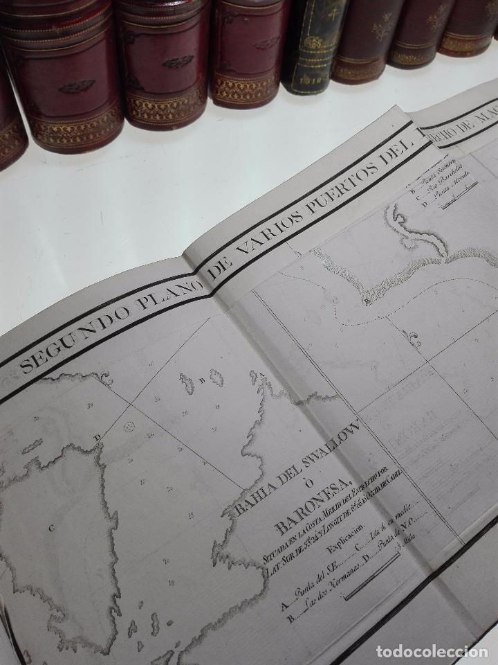 Libros antiguos: RELACIÓN DEL ÚLTIMO VIAGE AL ESTRECHO DE MAGALLANES DE LA FRAGATA DE S.M. S. Mª DE LA CABEZA - 1788 - Foto 23 - 101318855