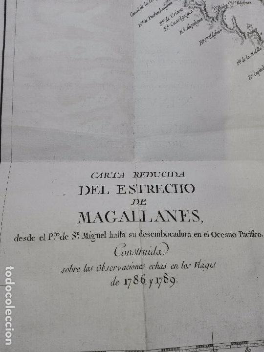 Libros antiguos: RELACIÓN DEL ÚLTIMO VIAGE AL ESTRECHO DE MAGALLANES DE LA FRAGATA DE S.M. S. Mª DE LA CABEZA - 1788 - Foto 26 - 101318855