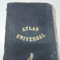 Libros antiguos: ATLAS UNIVERSAL PALUZIE. Lote 101489467