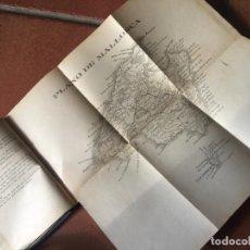 Libros antiguos: ANTIGUA PEQUEÑA GUIA ILUSTRADA DE MALLORCA DE 1903, CON MAPAS DESPLEGABLES. LEER MAS... Lote 101841499