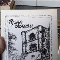Libros antiguos: PASEO DIDACTICO POR LA MOTA, BESVENTE. AYTO. DE BENAVENTE 1988. Lote 103258323