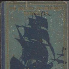 Libros antiguos: JUAN PONCE DE LEON Ó LA FUENTE ENCANTADA. AÑO 1924. Lote 153934806