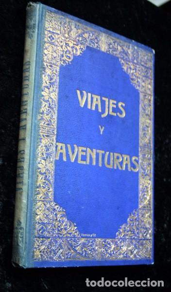 VIAJES Y AVENTURAS - CAZA - CUADROS VIVOS DE EXCURSIONES , CAZA , SPORT - UMBERT (Libros Antiguos, Raros y Curiosos - Geografía y Viajes)